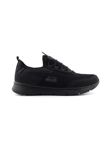 Slazenger Slazenger Genoa Sneaker Erkek Ayakkabı  Siyah